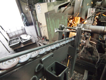 Manufacturing the engine valves